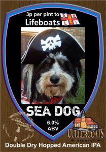 Sea Dog's pump clip
