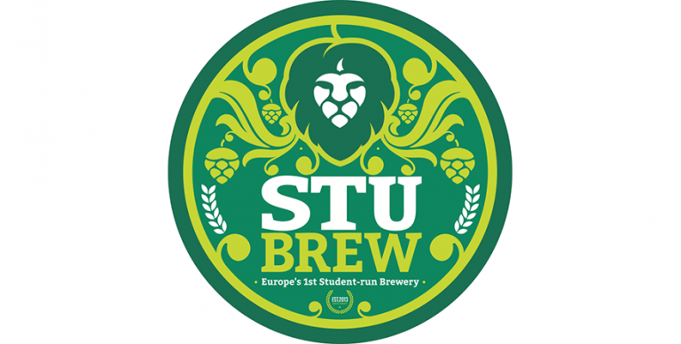 Stu Brew logo