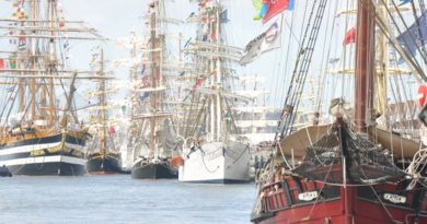 Tall ships beer name contest